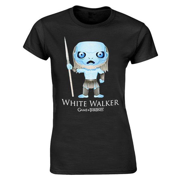 Game of Thrones T-Shirt White