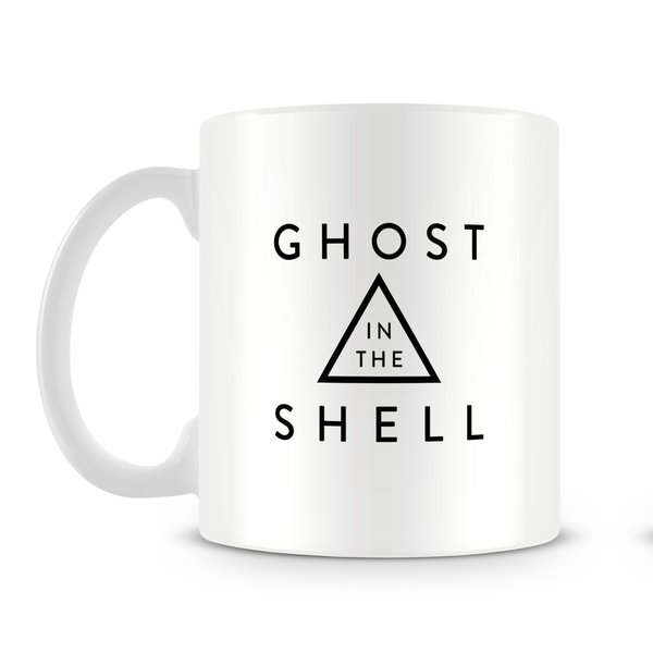Ghost in the Shell Tasse