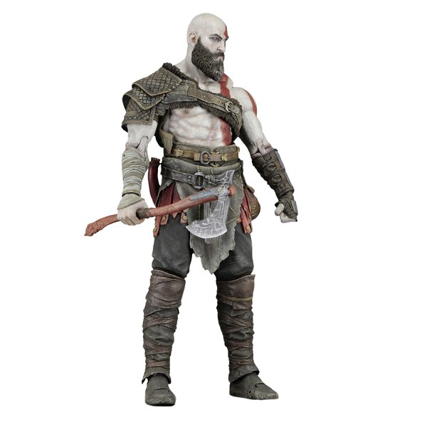 "God of War 7"" Actionfigur"
