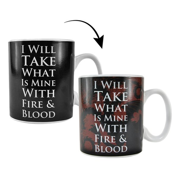 Game of Thrones Thermotasse