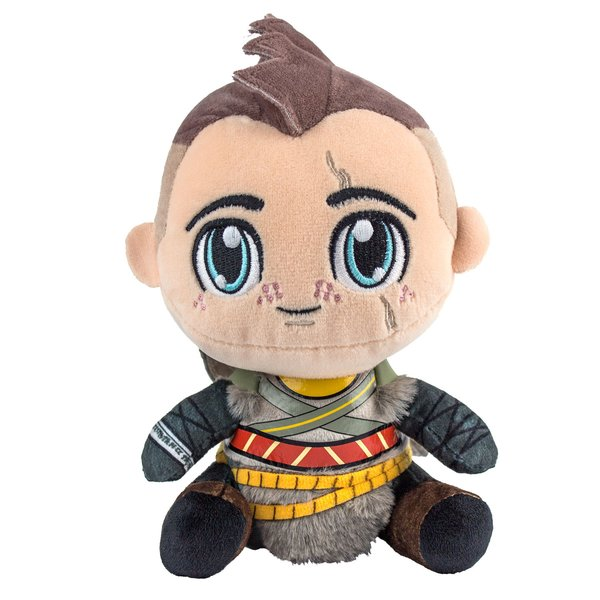 God of War Atreus Stubbins
