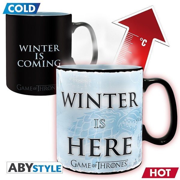 Game of Thrones Thermoeffekt