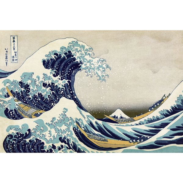Great Wave Of Kanagawa Poster