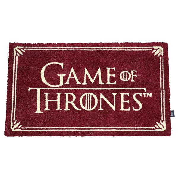 Game of Thrones Fußmatte Logo