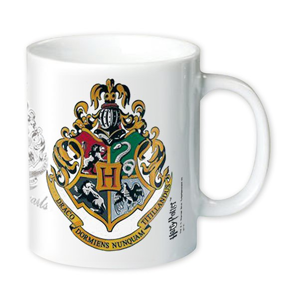 Harry Potter Tasse Hogwarts