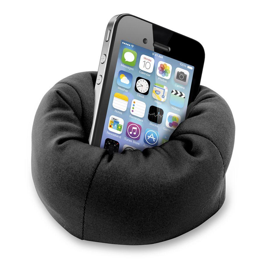 handyhalter sitzsack grijzemuren. Black Bedroom Furniture Sets. Home Design Ideas