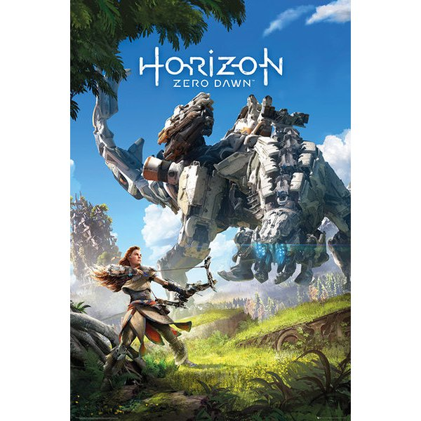 Horizon Zero Dawn Poster