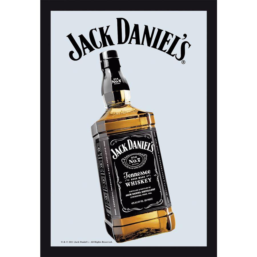 Jack Daniel\'s Spiegel Bottle - Spiegel jetzt im Shop bestellen Close ...