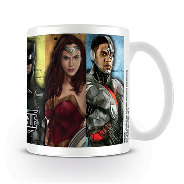 Justice League Tasse