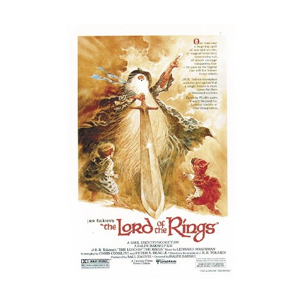 Herr der Ringe (1978 Movie)