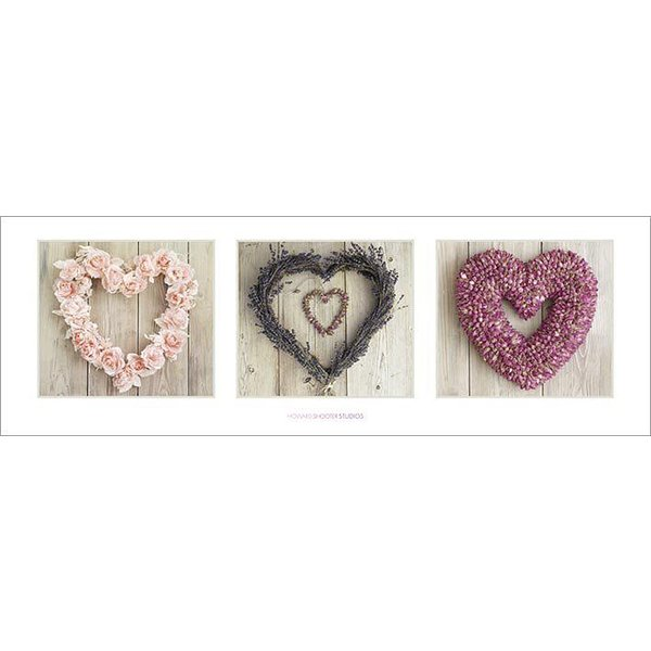 Love Hearts Poster