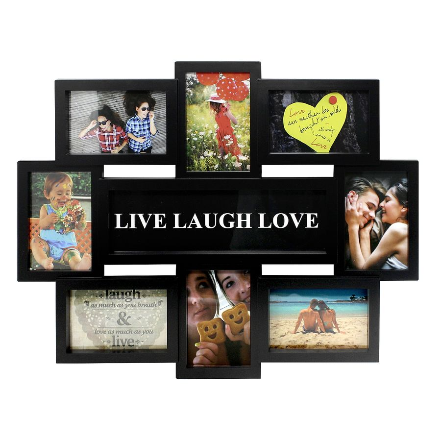 LIVE-LAUGH-LOVE Bilderrahmen - Fanartikel jetzt im Shop bestellen ...