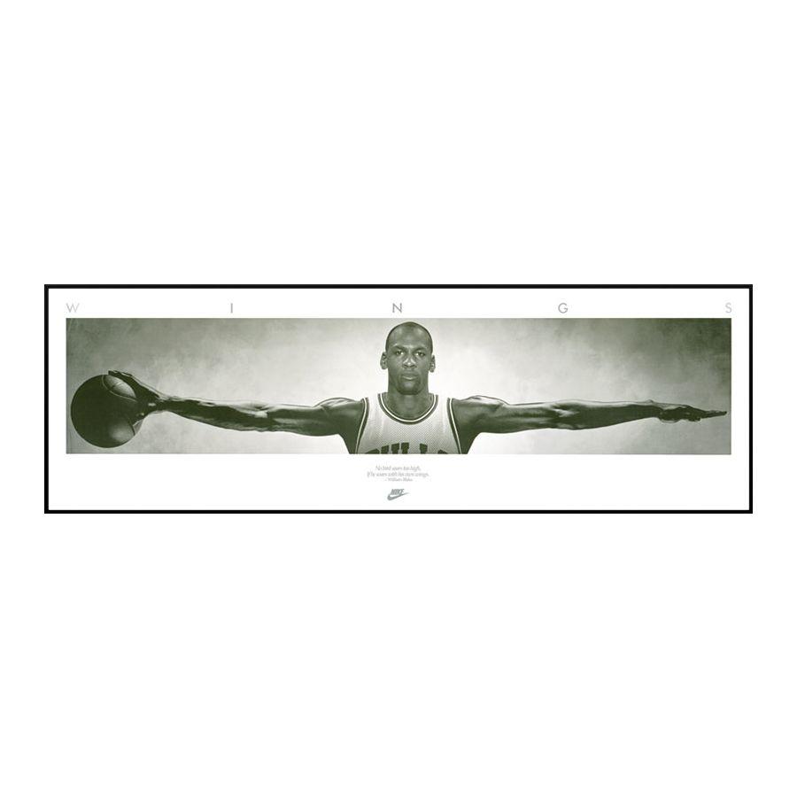 Langbahnposter mit Michael Jordan bei Close Up im Postershop kaufen!