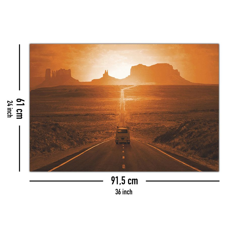 CJJCILEF Konferenzdekoration Fahrzeuge Plymouth Leinwand Gedrucktes Poster 5 St/ück 150x80cm Rahmenlos