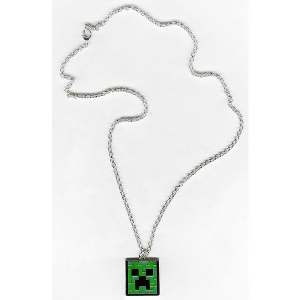 Minecraft Halskette Creeper
