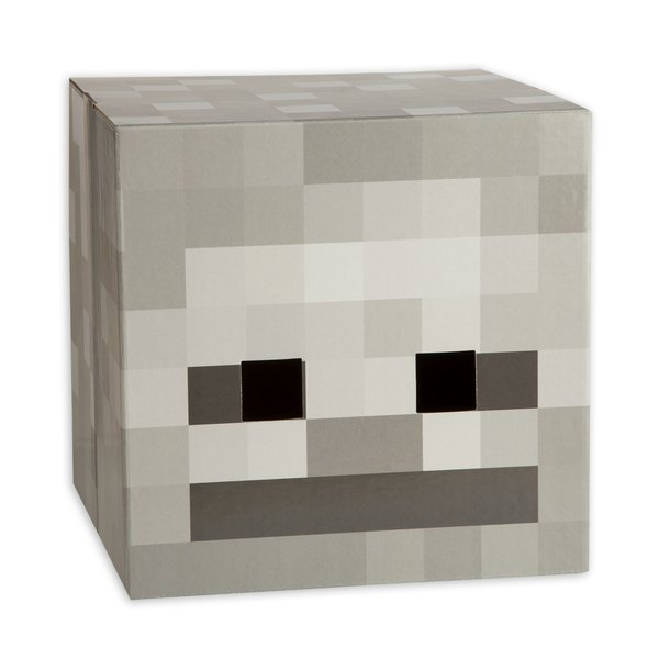 Minecraft Maske Skeleton