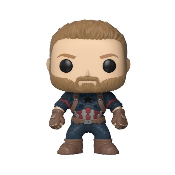 Marvel Infinity War Pop! Vinyl