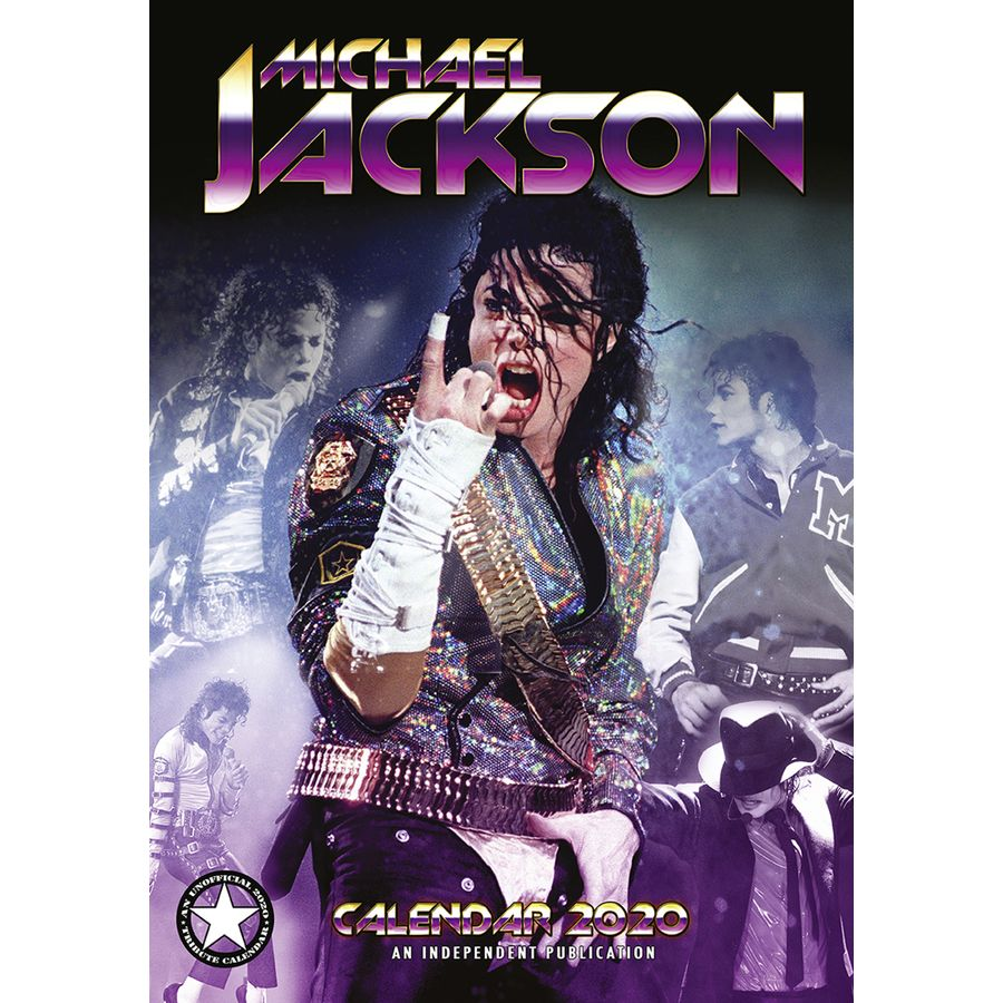 Michael Jackson Kalender 2020 Tributkalender Kalender 2019 Jetzt