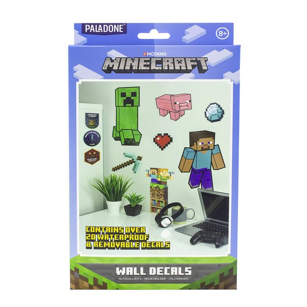 Minecraft Wandsticker