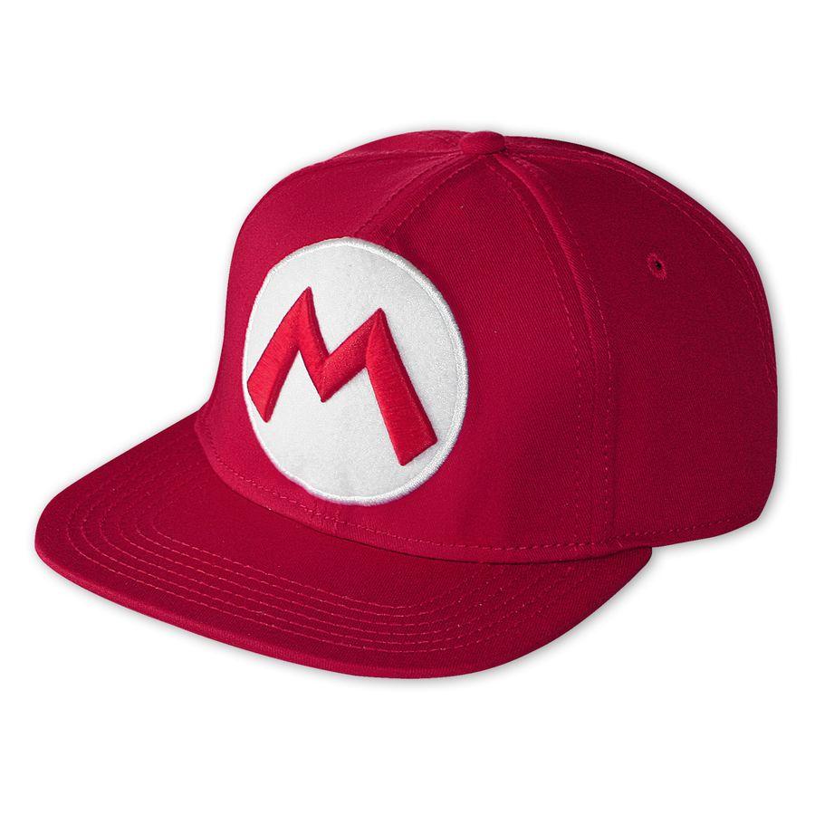 Nintendo Snap Back Cap bei Close Up im Fanshop kaufen