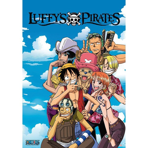 One Piece Poster Luffy's