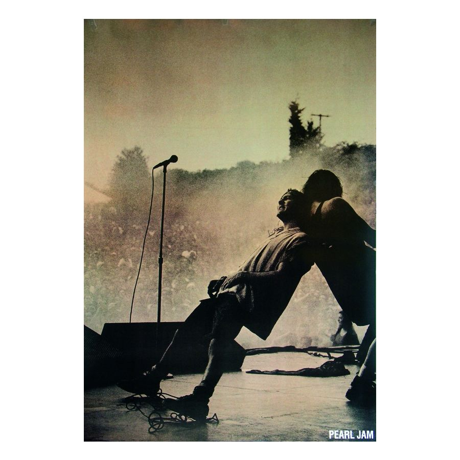 pearl jam xxl poster xxl poster jetzt im shop bestellen close up gmbh. Black Bedroom Furniture Sets. Home Design Ideas