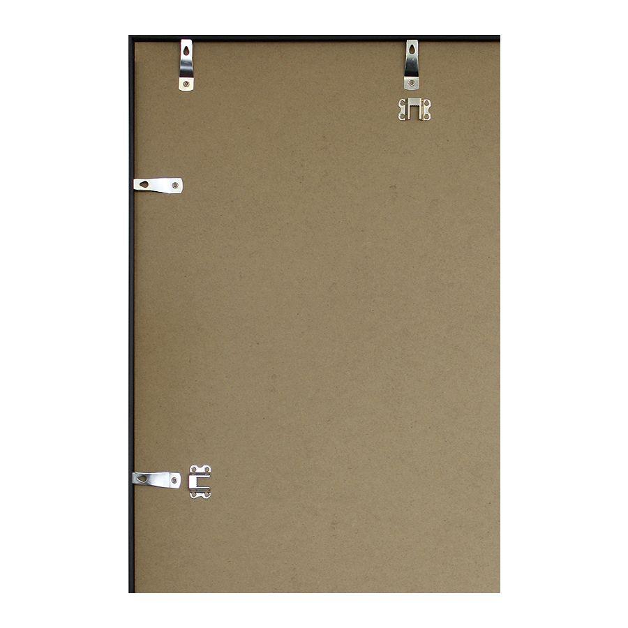 Posterrahmen Bilderrahmen Schwarz 61x915 Cm Acrylglas