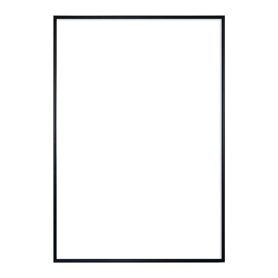 Poster-Rahmen 68 x 98cm schwarz - Posterrahmen jetzt im Shop ...