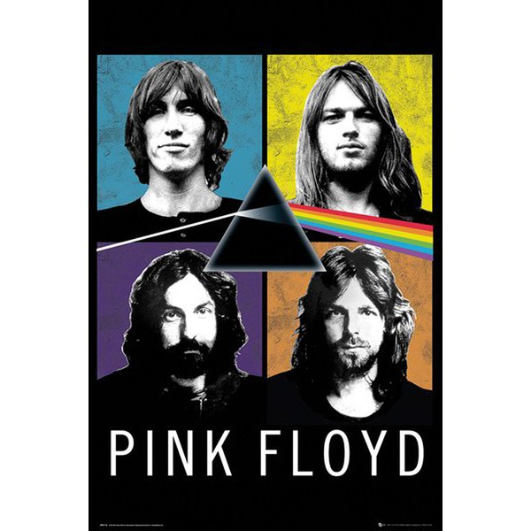 Pink Floyd Poster Band