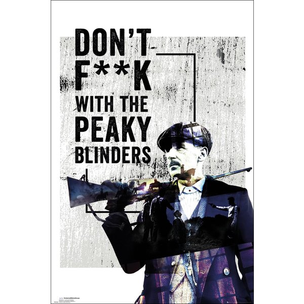 Peaky Blinders Poster Don't