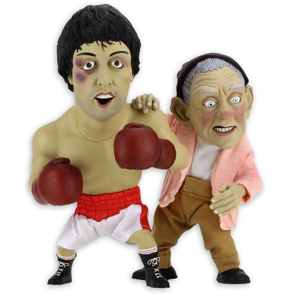 Rocky Maquette Puppenset