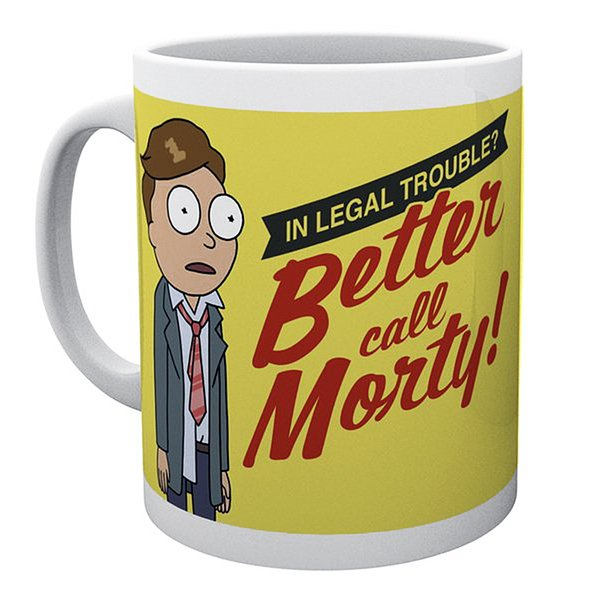 Rick and Morty Tasse Better