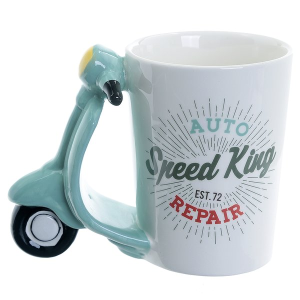 Roller Tasse Speed King