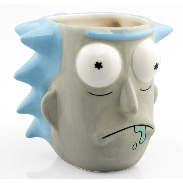 Rick and Morty Tasse Rick
