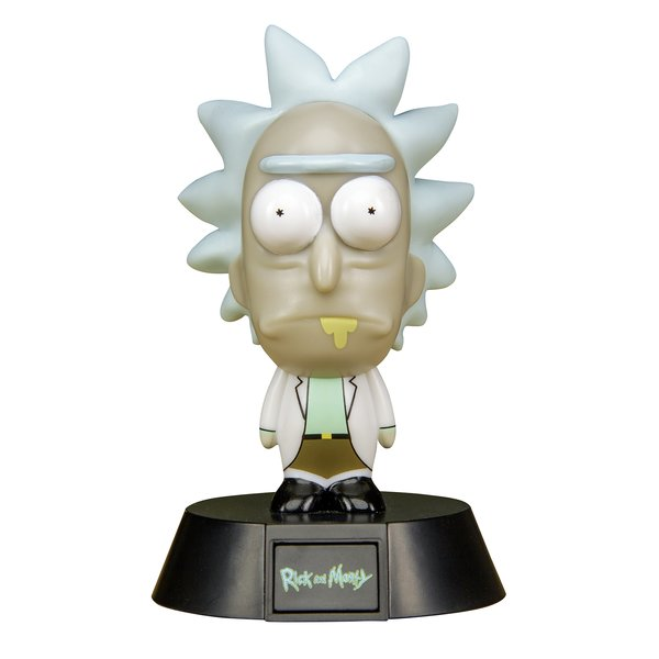 Rick and Morty Mini Leuchte