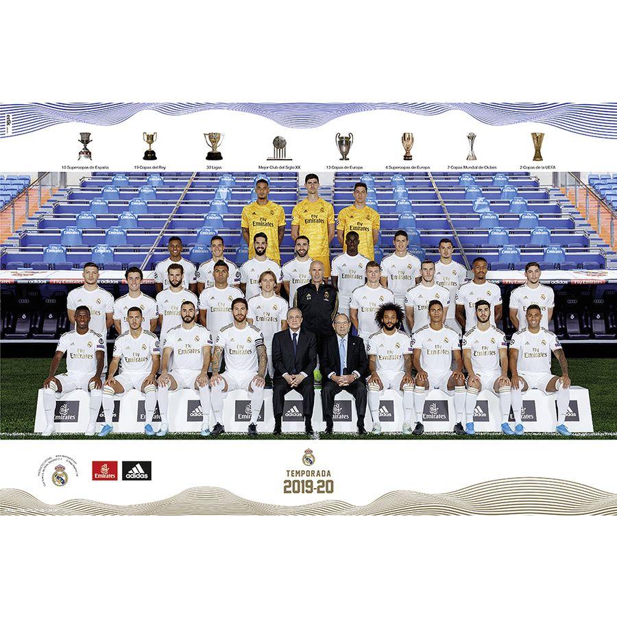 Real Madrid Mannschaft