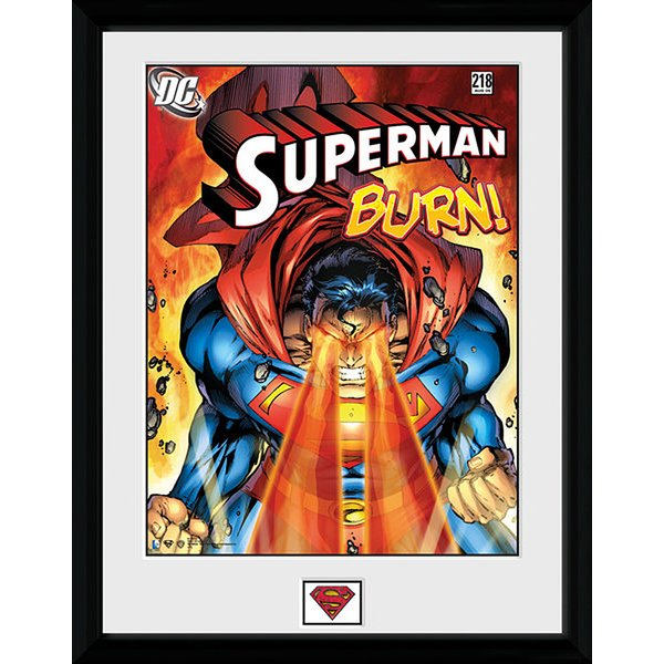 Superman Collector Print