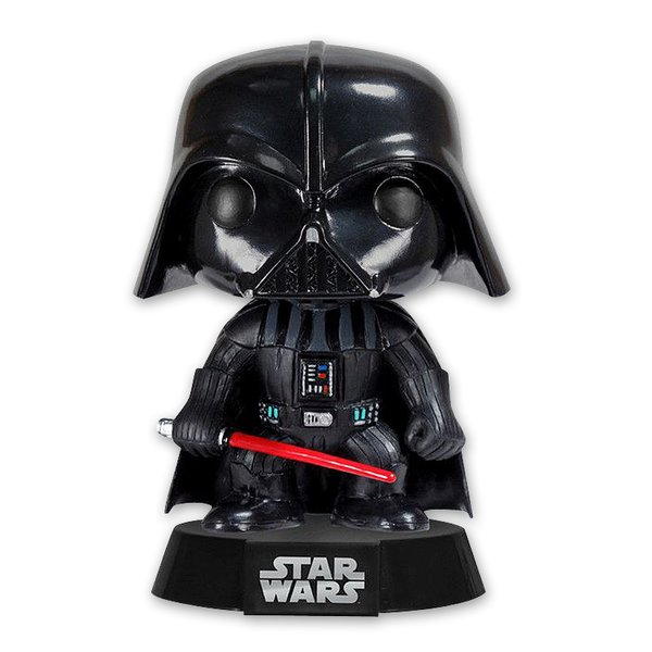 Star Wars Pop! Vinyl Wackel-