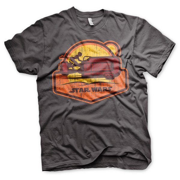 Star Wars Speeder Rey T-Shirt