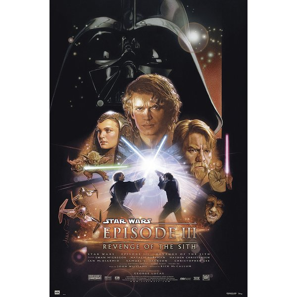 Star Wars Poster Episode 3