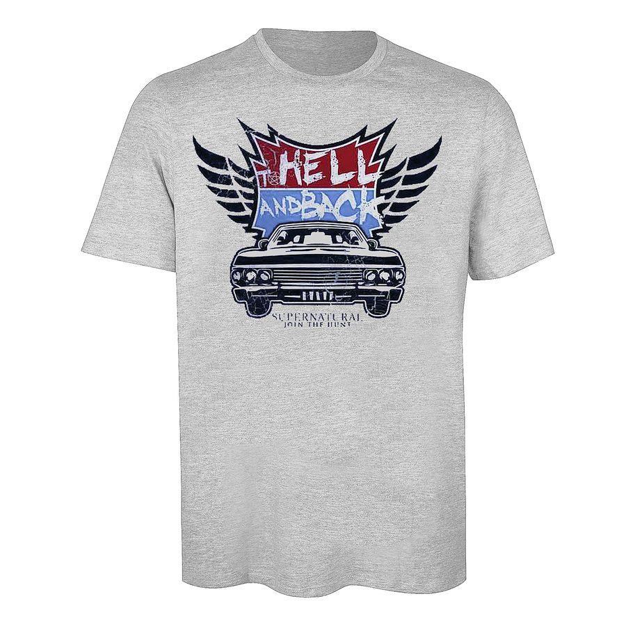 Supernatural T-Shirts bei Close Up im Fanshop kaufen!