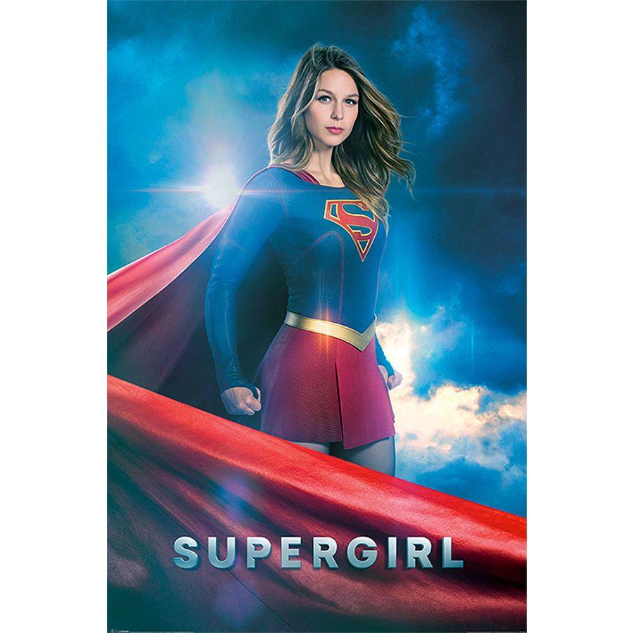 Supergirl Poster Kara Zor El Poster Großformat Jetzt Im Shop