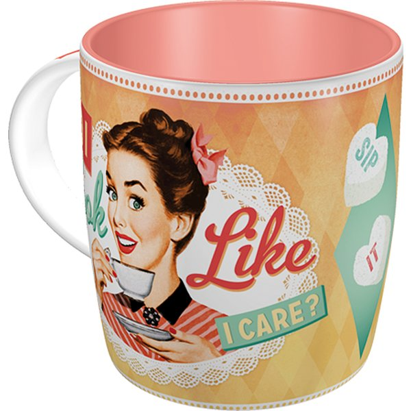 "Say it 50's Tasse ""Like I"