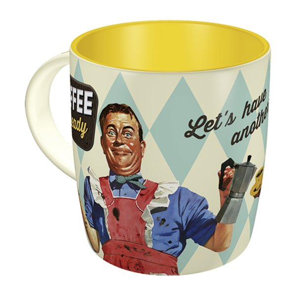 Say it 50's Tasse COFFEE is