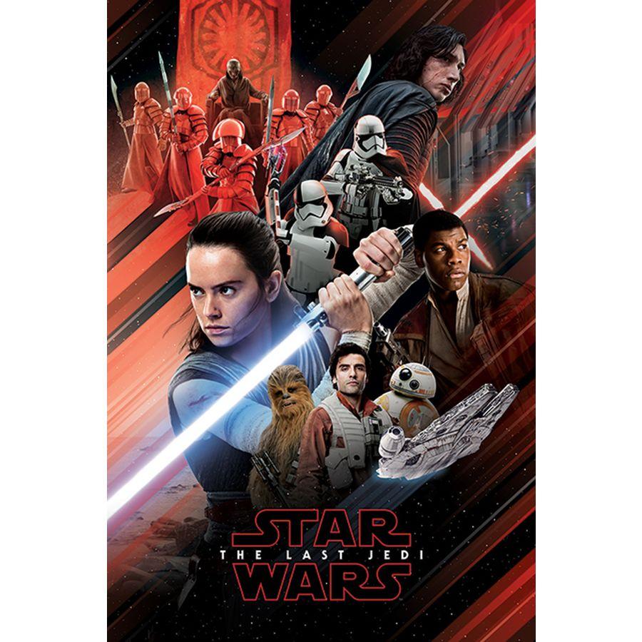 Star Wars Episode 8 Poster