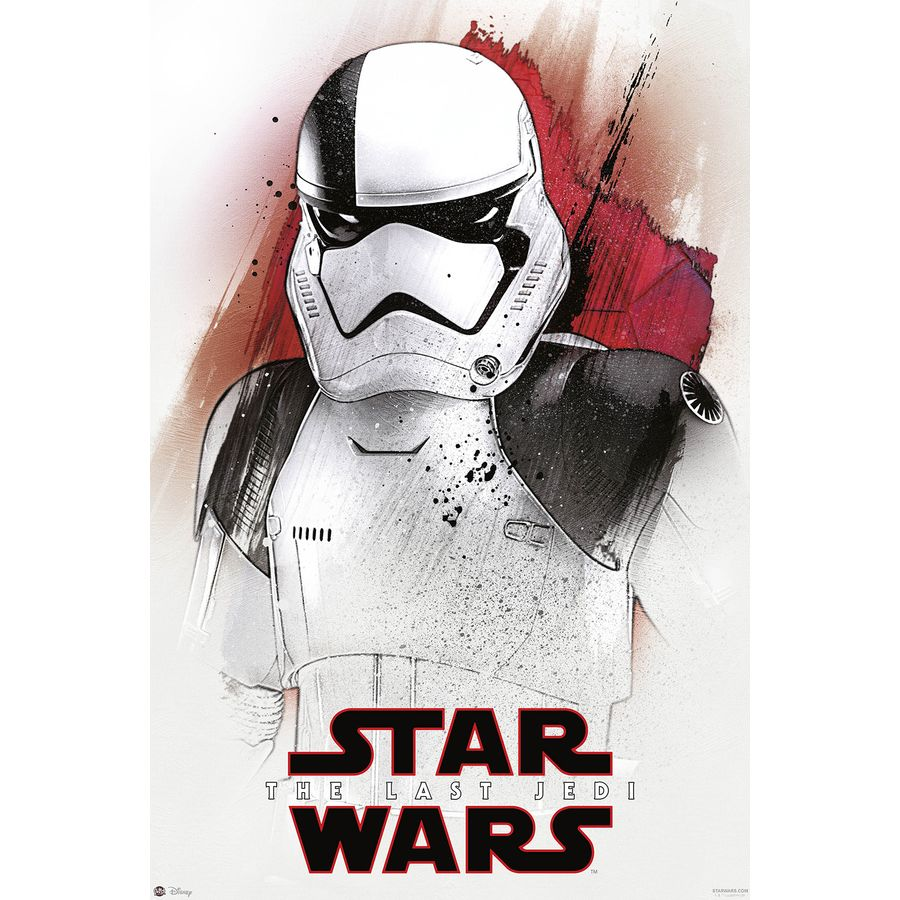 Star Wars Episode 8 Poster