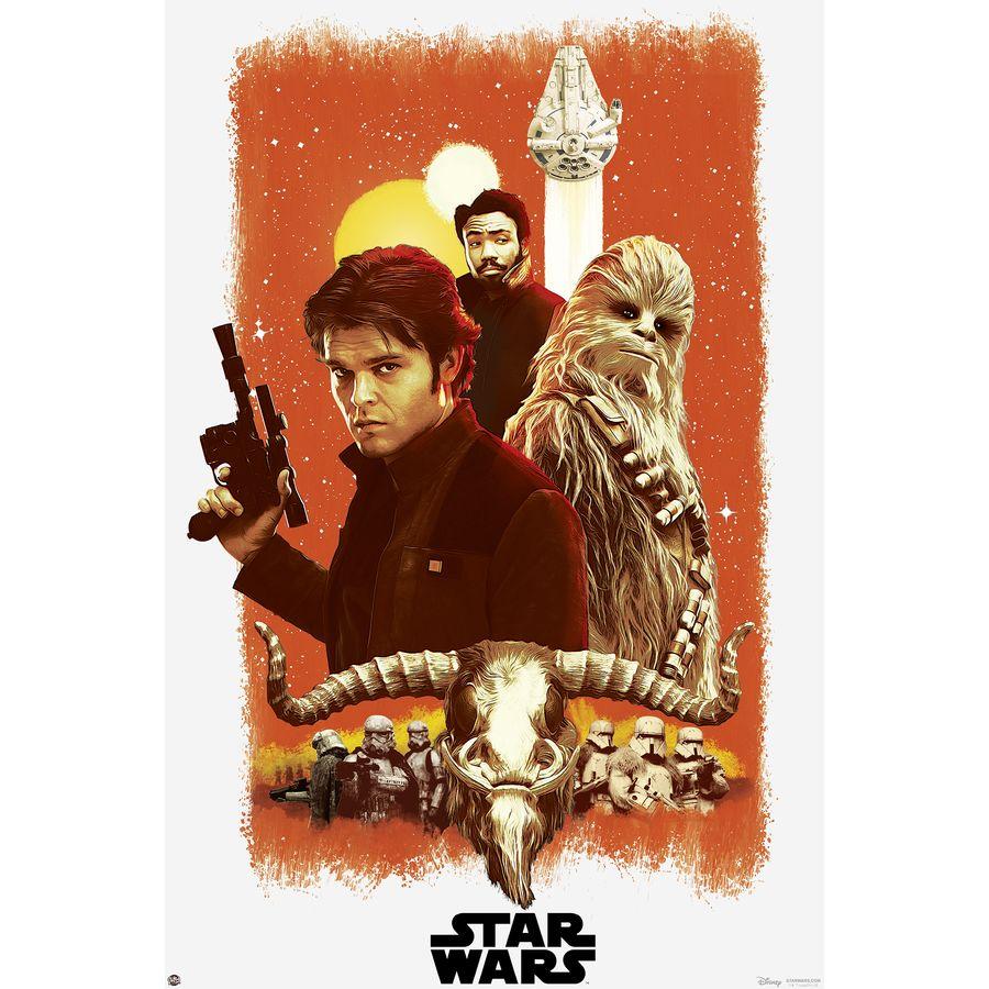 Solo: A Star Wars Story Poster - Poster Großformat jetzt im Shop ...