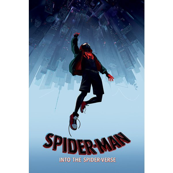 Spider-Man Poster Into The