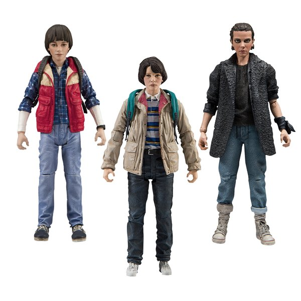 Stranger Things Actionfiguren-
