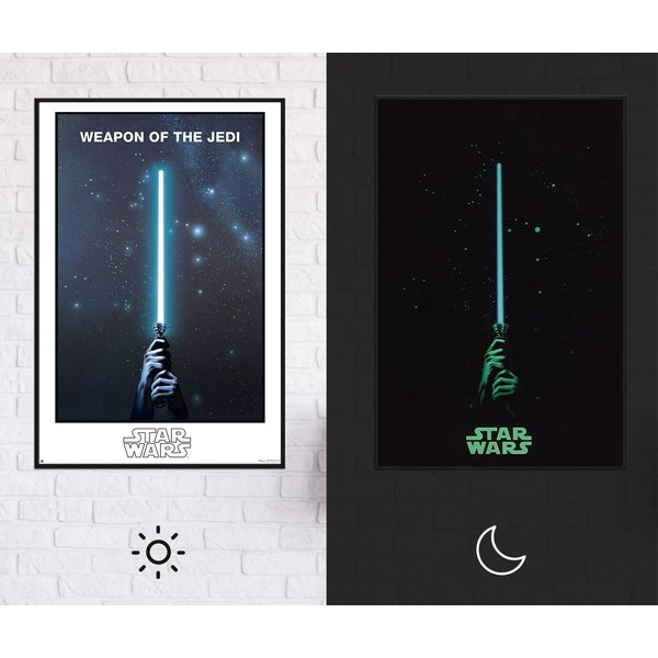 Star Wars Poster Weapon of